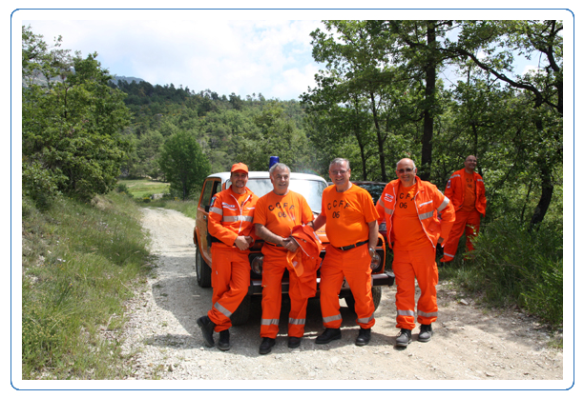 Comité Communal des Feux de Forêts
